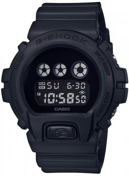 Чоловічі годинники Casio DW-6900BBA-1ER