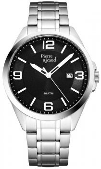 Чоловічі годинники Pierre Ricaud P91073.5156Q