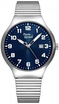 Чоловічі годинники Pierre Ricaud P91084.5125Q