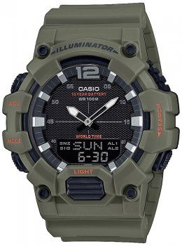 Чоловічі годинники Casio HDC-700-3A2VEF