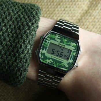 Мужские часы Casio A168WEC-3EF