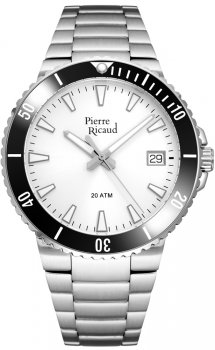Мужские часы Pierre Ricaud P91075.Y113Q