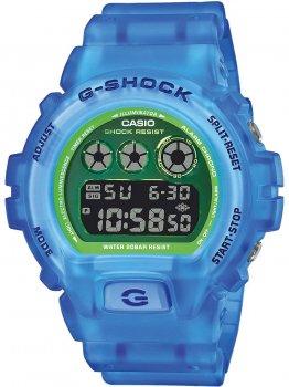 Чоловічі годинники Casio DW-6900LS-2ER