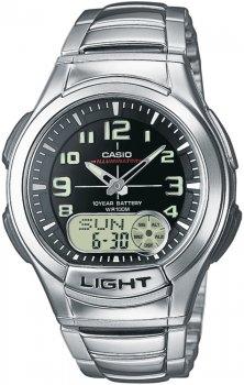 Чоловічий годинник Casio AQ-180WD-1BV