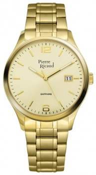 Мужские часы Pierre Ricaud P91086.1151Q