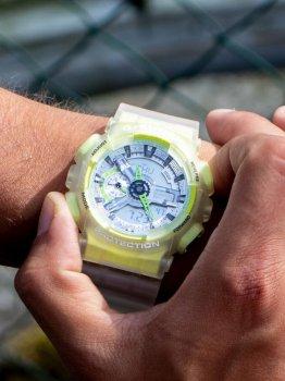 Чоловічі годинники Casio GA-110LS-7AER