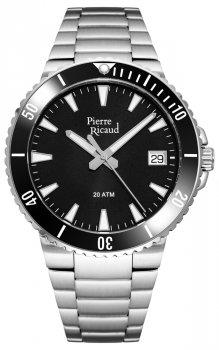 Мужские часы Pierre Ricaud P91075.Y114Q