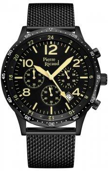 Чоловічі годинники Pierre Ricaud P91062.B154QF