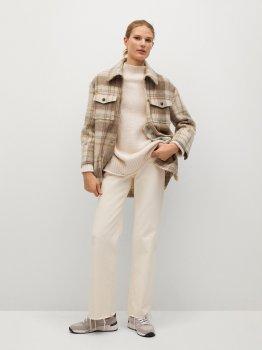 Пальто-сорочка Mango 87003262-05