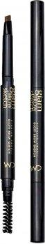 Олівець для брів Color Me Glam Brow Sketch світло-коричневий 1.2 г (4011974007113)