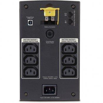 ИБП APC Back-UPS 950VA, IEC (JN63BX950UI)