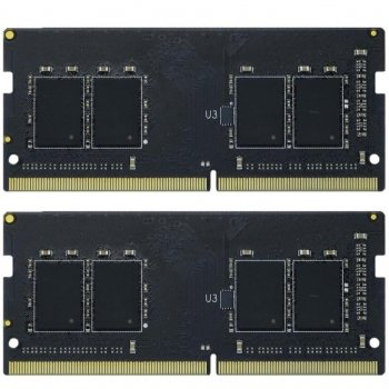 Модуль памяти для ноутбука SoDIMM DDR4 8GB (2x4GB) 2400 MHz eXceleram (E408247SD)