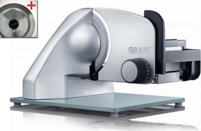 Ломтерезка GRAEF Classic C22 Twin Silver