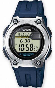 Чоловічий годинник Casio W-211-2AVEF