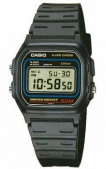 Чоловічий годинник Casio W-59-1VU