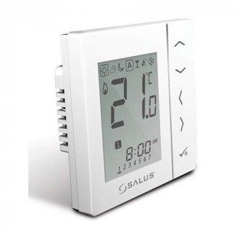 Кімнатний термостат SALUS VS10 4 в 1 білий