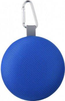 Акустична система 2E BS-01 Music Compact Wireless Blue (2E-BS-01-BLUE)
