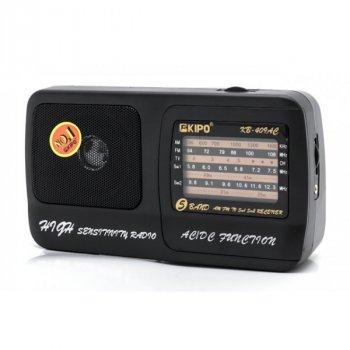 Радіоприймач Kipo KB 409 AC