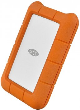 "Жорсткий диск LaCie Rugged 4TB STFR4000800 2.5"" USB-C External"