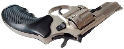 "Револьвер флобера ZBROIA PROFI-4.5"" (сатин / пластик)"