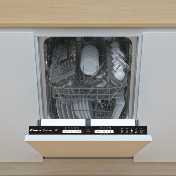 Вбудована посудомийна машина CANDY CDIH 2L1047-08