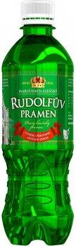 Упаковка воды Rudolfuv Pramen минеральной лечебно-столовой 0.5 л х 12 шт (8594730100373)