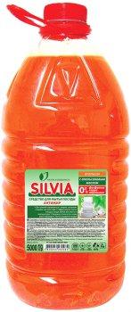 Средство для мытья посуды Silvia Антижир Апельсин с натуральным апельсиновым маслом 5 л (4820046280084)