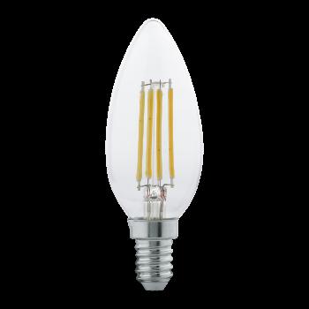 Світлодіодна лампа Eglo 11496 E14 LED C35 4W 2700K