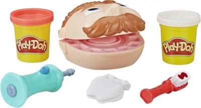 Набор для лепки Hasbro Play-Doh Mini Любимые наборы в миниатюре Мистер зубастик (E4902_E4919) (5010993555079)