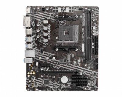 Материнська плата MSI A520M-A Pro Socket AM4
