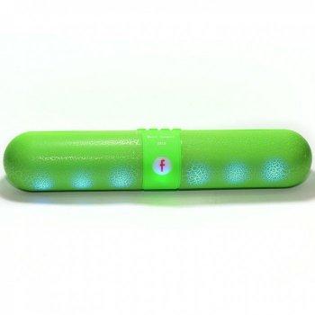 Портативна Bluetooth-колонка ТРМ S910 зелений (46033)