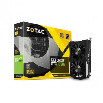 Відеокарта ZOTAC GeForce GTX1050 Ti 4096Mb OC (ZT-P10510B-10L)
