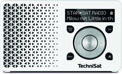 Радио TECHNISAT Digitradio 1 white-silvery