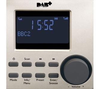 Радиоприемник Lenco DAR-010 (black)