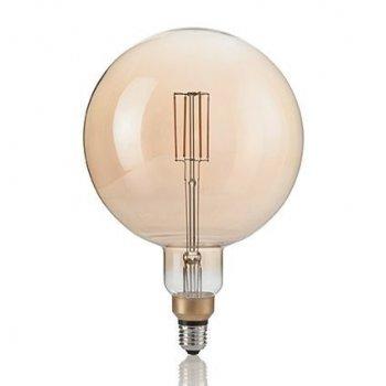 Світлодіодна лампа Ideal Lux Lampadina Vintage Xl E27 4W Globo Big (130187)