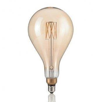 Світлодіодна лампа Ideal Lux Led Vintage Xl E27 8W Goccia (130163)