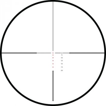 Оптичний приціл Hawke Vantage IR 3-9x50 (Rimfire .22 LR Subsonic R/G) (922114)