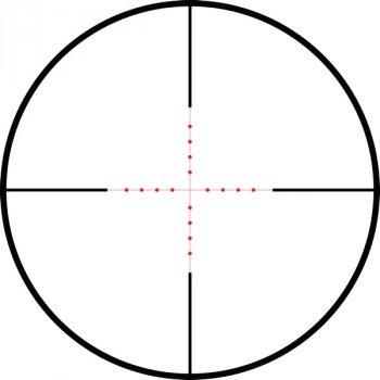 Приціл оптичний Hawke Vantage IR 6-24x50 AO (Mil Dot IR R/G) (925186)