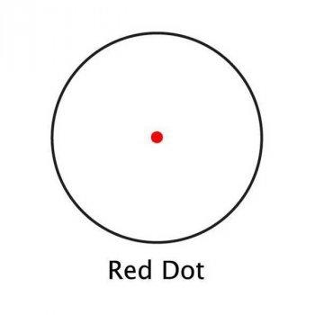 Коліматорний приціл Barska Red Dot 1x50 (914793)