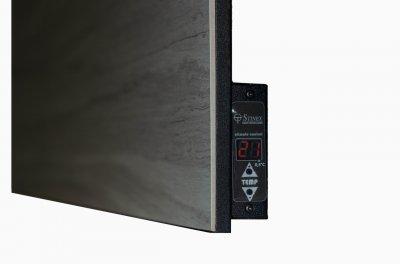 Обігрівач Stinex Ceramic 500/220-T сірий - електрична керамічна панель з терморегулятором