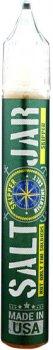 Рідина для POD систем Salt Jar Navy Skipper 15 мл (Тютюн + карамель + смажений горіх + ментол)