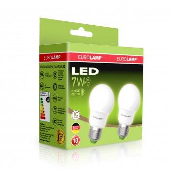 Набір світлодіодних ламп Eurolamp MLP-LED-A50-07272(E)