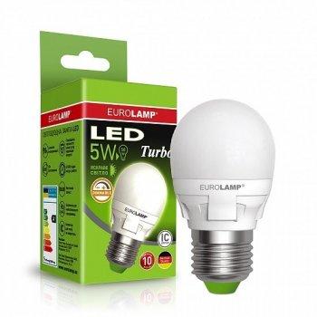 Лампа Eurolamp LED-G45-05274(T)dim