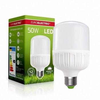 Лампа Eurolamp LED-HP-50406(P)
