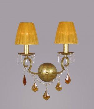 Бра Wunderlicht Amber Room WL63587-2C64