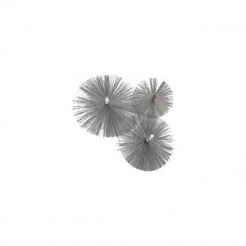 Щітка для чищення димоходів FASTER TOOLS 80 мм (PLWY-80)