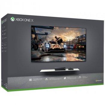 Microsoft Xbox One X 1Tb + Metro Exodus / Результат (ваучер на скачування) (російська версія) + Metro 2033 Redux (ваучер на скачування) (російська версія) + Metro: Last Light Redux (ваучер на скачування) (російська версія)