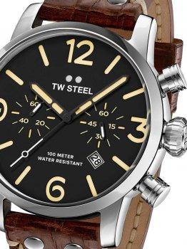 Годинник TW-Steel MS3 Maverick Chronograph 45mm 10ATM