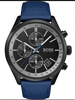 Годинник Boss 1513563 Grand Prix Chronograph 44mm 3ATM