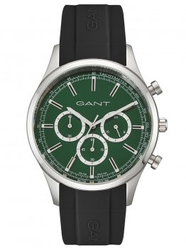 Годинник Gant Time GTAD09100199I Ridgefield Chronograph 44mm 5ATM